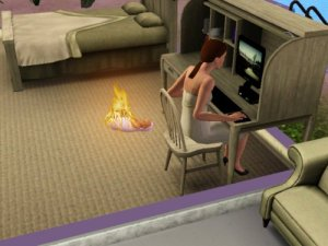 6a27e76926d51ba054dfa7abde1688d8-sims-woman-ignores-burning-baby